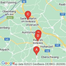 Standorte von Vertriebsmitarbeiter Jobs in Wildenau - Juli 2018