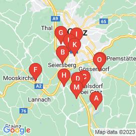 Standorte von 80+ Jobs in Lannach - August 2018