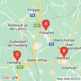 Standorte von Geschäft Jobs in Pinkafeld - August 2018