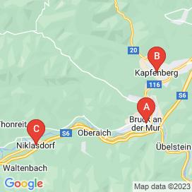 Standorte von Abwasch Jobs in Oberaich - Juli 2018