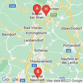 Standorte von Maschinenbautechnikerin Jobs in Günselsdorf - August 2018