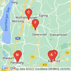 Standorte von 110+ Jobs in Geretsried - Juli 2018