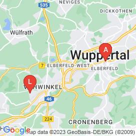 Standorte von Handel Jobs in Wuppertal - Juni 2018