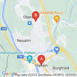 Standorte von Lehre Jobs in Kuchl - Juni 2018