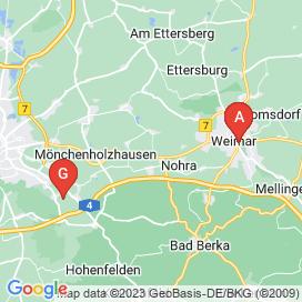 Standorte von Maurer Jobs in Nohra (Obergrunstedt) - Mai 2018
