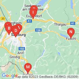 Standorte von Gastronomie Jobs in Koppl - Mai 2018
