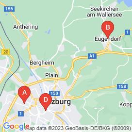 Standorte von Koch Jobs in Salzburg - April 2018