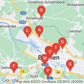 Standorte von 920+ Jobs in Bremen - Juli 2018