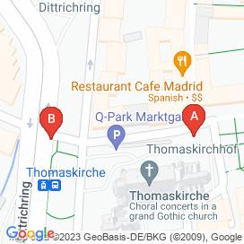 Standorte von 1050+ Vollzeit Jobs in Leipzig - Juli 2018