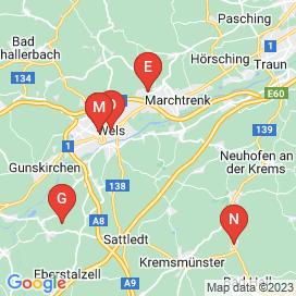 Standorte von Technik Jobs in Sipbachzell - Juni 2018