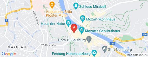 Standort von Sekretariat/Assistenz Tiefbau West