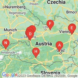 Standorte von 30+ TU Jobs  - August 2018