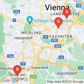 Standorte von Mitarbeiter Kassa Jobs in Wien - Mai 2018
