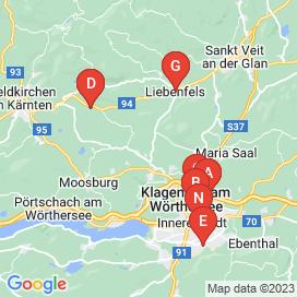 Standorte von Ausgezeichnetes Deutsch in Wort und Schrift Jobs in Klagenfurt Am Wörthersee