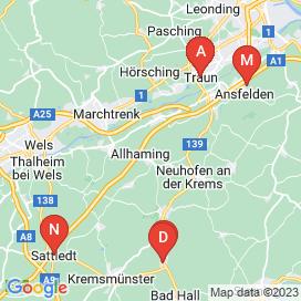 Standorte von Bau Jobs in Allhaming - Juni 2018