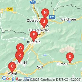 Standorte von Vollzeit Jobs in Kufstein - Juni 2018