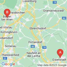 Standorte von Außendienstmitarbeiterin Jobs in Weigelsdorf - Juni 2018