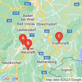 Standorte von Büro / Administration Jobs in Neufeld an der Leitha - Juli 2018
