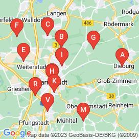 Standorte von 310+ Jobs in Darmstadt - Juli 2018