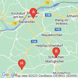 Standorte von 60+ Reisebereitschaft für Montagen/Projekte Jobs in Handenberg