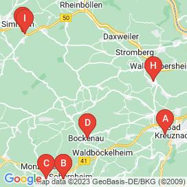 Standorte von Jobs in Daubach - Juli 2018