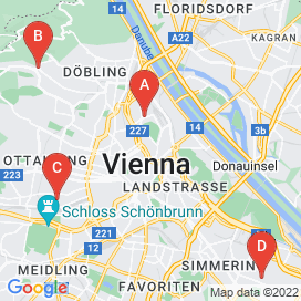 Standorte von Kindergärtnerin Jobs in Wien - Juni 2018