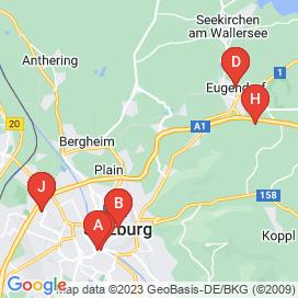 Standorte von 10+ Gastronomiefachmann Jobs in Salzburg - August 2018