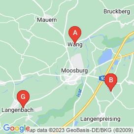 Standorte von Jobs in Moosburg an der Isar - Juni 2018