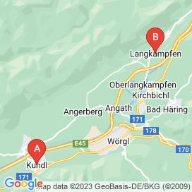 Standorte von Assistent Jobs in Bad Häring - Mai 2018