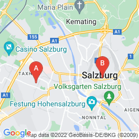 Standorte von Beruf Jobs in Ampfinggasse, Salzburg - Juli 2018