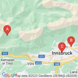 Standorte von Keine Ausbildung und Vollzeit Jobs in Innsbruck - August 2018