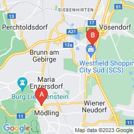 Standorte von Website Jobs in Wiener Neudorf - Mai 2018