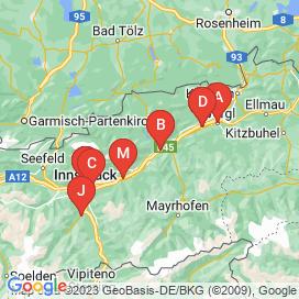 Standorte von 20+ Staplerfahrer Jobs in Tirol - August 2018