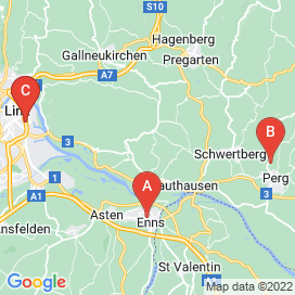 Standorte von Management Jobs in Untergaisbach - Juni 2018