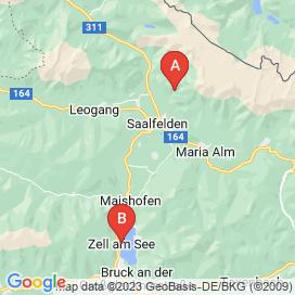 Standorte von Betreuung Jobs in Leogang - April 2018