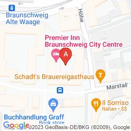 Standorte von Beikoch Jobs in Braunschweig - August 2018