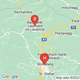 Standorte von Jobs in Preitenegg - Mai 2018