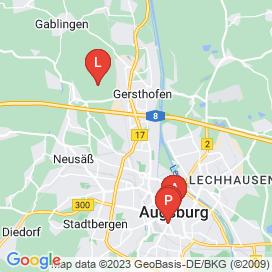 Standorte von 30+ Metallbauer Jobs in Augsburg - August 2018