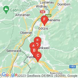 Standorte von Jobs in Feldkirch - Mai 2018