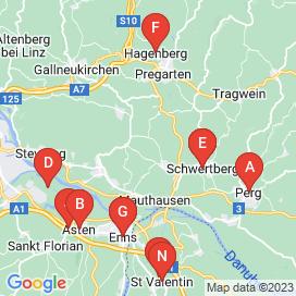 Standorte von Jobs in Mauthausen - Juni 2018