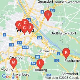 Standorte von 10+ Reinigung / Hausbetreuung / Sicherheit Jobs in Schwechat