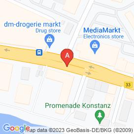 Standorte von Elektrotechnik Jobs in Weinfelden - April 2018