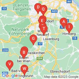 Standorte von 130+ Vollzeit Jobs in Traiskirchen - August 2018