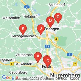 Standorte von 260+ Jobs in Erlangen - Juli 2018
