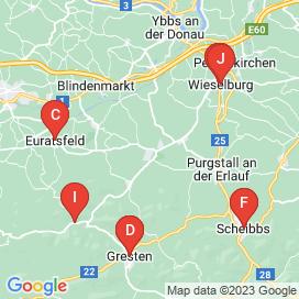 Standorte von 40+ Jobs in Purgstall an der Erlauf (Bezirk Purgstall an der Erlauf)