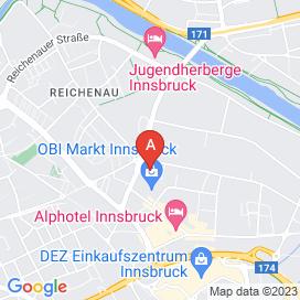 Standorte von Personal Jobs in Innsbruck - August 2018
