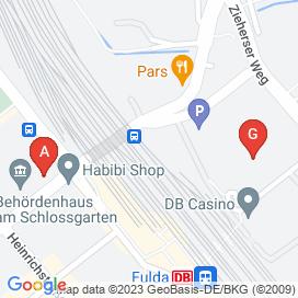Standorte von KFZ Jobs in Fulda - Juni 2018