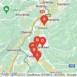 Standorte von 40+ Jobs in Göfis - Juli 2018
