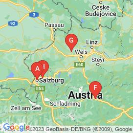 Standorte von 1 Jahr Sonstige Erzeugung Jobs  - Juli 2018