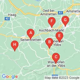 Standorte von Jobs in Biberbach - August 2018